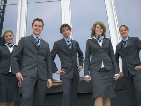 From left to right: Lotte, Maurice, Roy, Karin, Jeroen